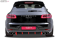 Накладка заднего бампера Porsche Macan