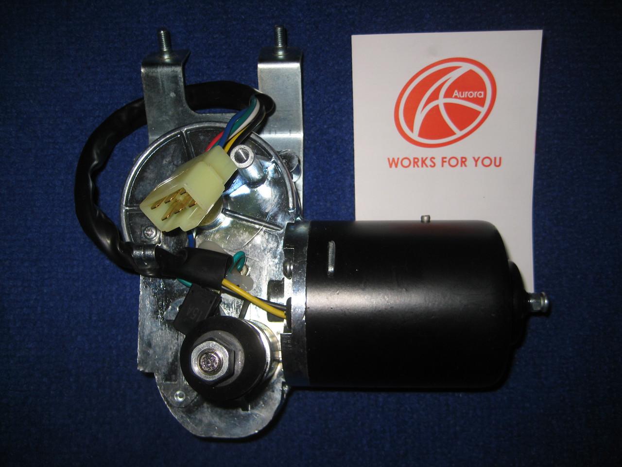 Мотор моторчик электродвигатель дворников моторредуктор передний Таврия Славута ЗАЗ 1102 1103 1105 Аврора