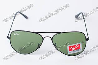 Солнцезащитные очки копия RB зеленого цвета