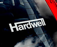 Hardwell стикер