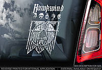 Hawkwind стикер
