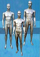 Манекены мужские лакированные