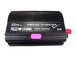 Автомобильный инвертор(преобразователь)  Power Inverter ELITE lux DC-AC 24/220  300 ватт