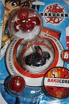 Бакуганы - стартовый набор 3 в 1. Bakugan (оригинал)., фото 2