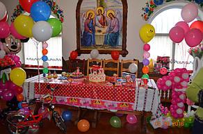 День Рождения в стиле Минни Маус