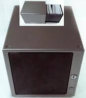 Футляр настольный для дисков коробка