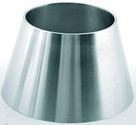 Переход концентрический  нержавеющая сталь  AISI 304 (08Х18Н10)
