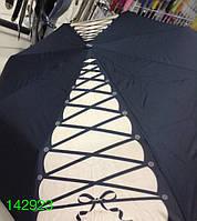 "Зонт женский, полуавтомат, ""Max komfort"" 8 спиц, 3 сложения, №M814. Цена розницы 236 гривен."