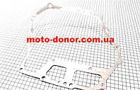 Прокладка крышки блока двигателя на мотоблок с двигателем 186F