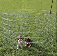 Вольер  манеж загон для собаки, щенка 8 панелей (60 х H 91 см).