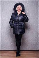 Женская зимняя куртка из плащевки от производителя ozze К 103-15