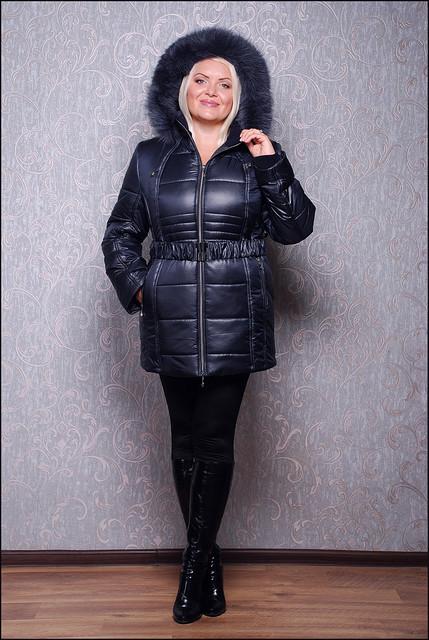 Женская зимняя куртка ozze К 103-15 р.64