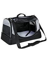 TRIXIE сумка переноска Holly черно-серый