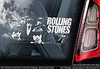 Rolling Stones стикер