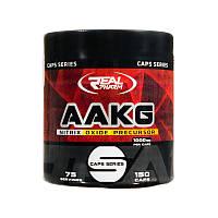 Аминокислоты Real Pharm AAKG 1000 mg 150 caps