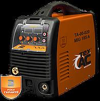Многофункциональный инверторный сварочный аппарат ТехАС МIG/MAG/TIG/MMA 185 A