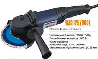 Угловая шлифмашина Wintech WAG-125/900 L