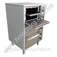 Профессиональный жарочный шкаф стандарт 3х секционный для общепита