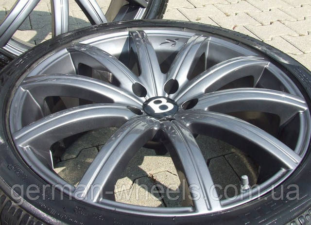 "Колеса 20"" KAHN RS-V for Bentley Continental GT"