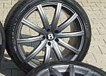 "Колеса 20"" KAHN RS-V for Bentley Continental GT, фото 3"