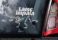 Tame Impala стикер