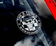 The 2 Tones стикер