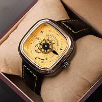 Часы женские 4372-2G-black-G