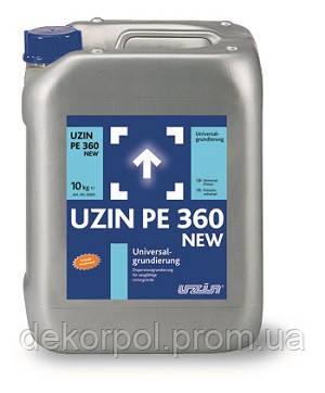 Грунтовка для минеральных оснований UZIN PE 360 PLUS