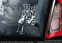 The Who стикер