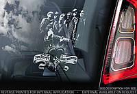 Tom Petty & the Heartbreakers стикер