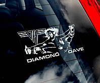 Van Halen стикер