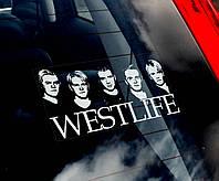 Westlife стикер