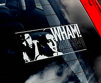 Wham стикер