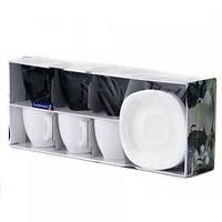 Набор чайный Carine Black&White Luminarc D2371