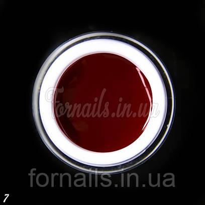 Гель краска Soft Care №7 5 грамм