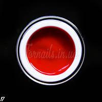 Гель краска Soft Care №17 5 грамм