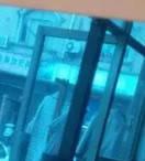 Акрил зеркальный 2mm светло-синй 60*60 см