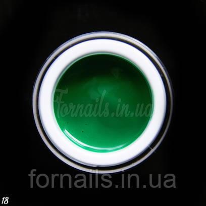 Гель краска Soft Care №18 5 грамм