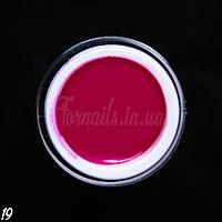 Гель краска Soft Care №19 5 грамм