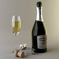 Шампанское Asti Martini 750 мл. из Италии