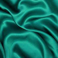 Атлас плотный коттон (королевский) - цвет бирюза