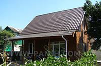Жилые дома, дачные дома, летние домики, домики для турбаз, построить дом под ключ, построить дом в Киеве