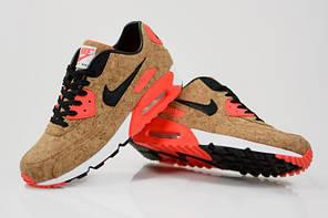 Женские кроссовки  Nike Air Max 90 cork