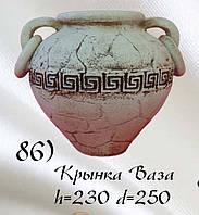 "Декоративная ваза из шамота ""Крынка"""