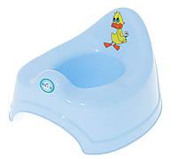 Детский горшок Tega Baby Balbinka TG-008 голубой