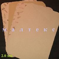 Кожкартон ЭКО 2.0 мм 1.0 м х 1.5 м