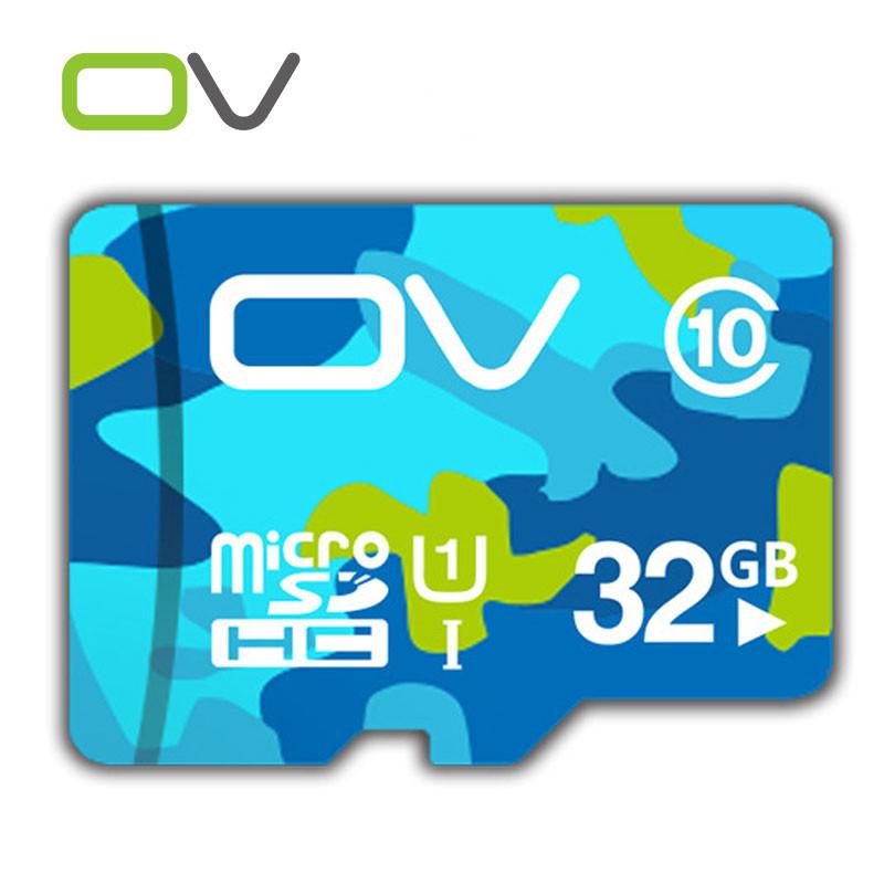 Карта памяти,Микро-sd OV.класс-10, 32 ГБ