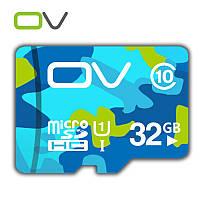Карта памяти,Микро-sd OV.класс-10, 32 ГБ, фото 1