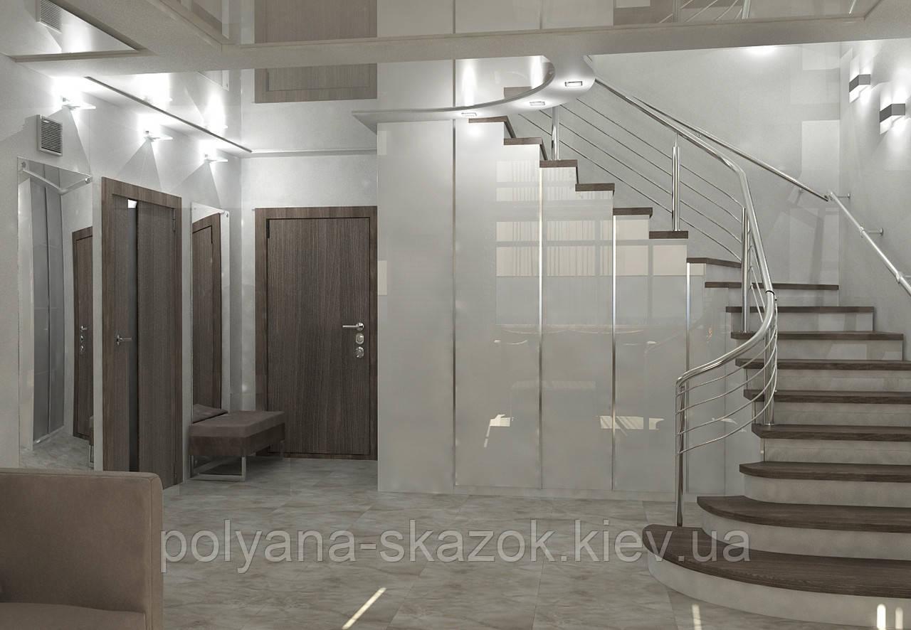 3D визуализация проекта пр. Победы 90/1! - Производство детской декорированной мебели в Киеве
