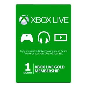 Xbox Live Gold - 1 месяц (все страны) - PlayStation-Games в Киеве